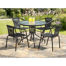 Bambi 5 Piece Dining Set