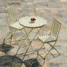 <strong>SunTime Outdoor Living</strong> Kent 3 Piece Bistro Set