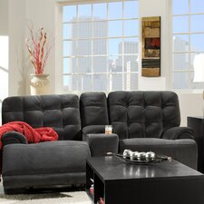 Austin Double Reclining Loveseat