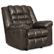 Lumbar Faux Leather Reclining Massage Chair