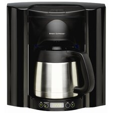 <strong>Brew Express</strong> 10 Cup Built-In Self-Filling Coffee and Hot Beverage System