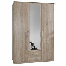 Omega 3 Door Wardrobe
