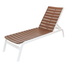 Ecowood Chaise Lounge