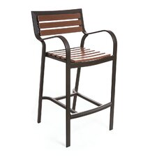 Ecowood Ibiza Bar Chair