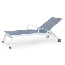 Novus Stacking Chaise Lounge