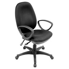 Momentum Multi-Adjust Fabric Loop Arm Task Chair