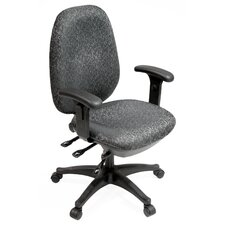 <strong>Regency</strong> Precision Mid-Back Ergonomic Task Chair