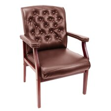 Ivy League Traditional Guest Side Chair