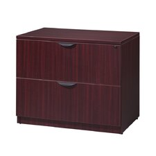Legacy 2-Drawer Laminate  File