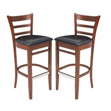 "Zoe 31"" Bar Stool with Cushion"