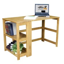 Flip-Flop Writing Desk and Bookcase
