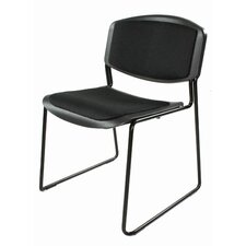 <strong>Regency</strong> Zeng Stack Chair with Padded Seat and Back