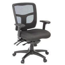 <strong>Regency</strong> Kiera Mesh Multi-Function Office Chair with Arms