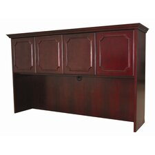 "Prestige Traditional 42"" H x 69"" W Desk Hutch"