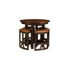 Wabash 5 Piece Dining Set