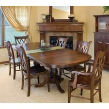 <strong>Conrad Grebel</strong> Chancellor 7 Piece  Dining Set