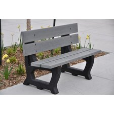 Petrie Recycled Plastic Park Bench