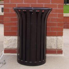 Jamestown Recycled Plastic Receptacle