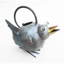 Iron Bird Watering Can