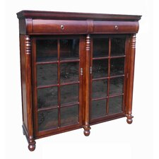 "<strong>D-Art Collection</strong> Traditional Display 63.5"" Bookcase"