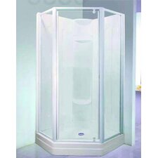 Builder Contractor Neo Angle Shower Door