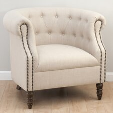<strong>Jofran</strong> Grace Tufted Chair