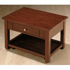 <strong>Jofran</strong> Miniatures Coffee Table with Lift-Top