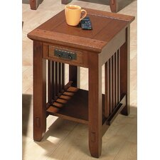 Viejo Chairside Table