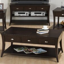 <strong>Jofran</strong> Mobile Double Header Coffee Table