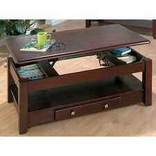 Vintner Coffee Table with Lift-Top