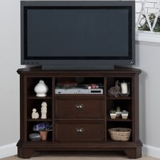 "<strong>Jofran</strong> Hunter 45"" Corner TV Stand"