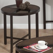 Roswell Stone End Table