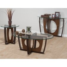 <strong>Jofran</strong> Ellipse Coffee Table Set