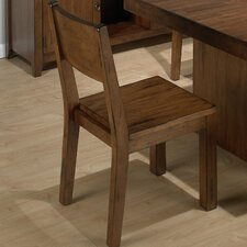 Braeburn Rough Hewn Side Chair