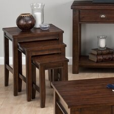Urban Lodge 3 Piece Nesting Tables