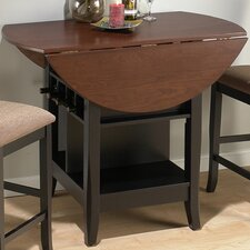 <strong>Jofran</strong> South End 3 Piece Counter Height Dining Set