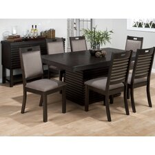 <strong>Jofran</strong> Sensei 7 Piece Dining Set