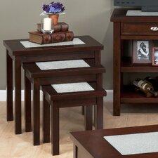 Chadwick Espresso Nesting Tables