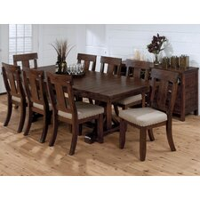 <strong>Jofran</strong> Urban Lodge 9 Piece Dining Set