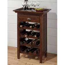 Urban Lodge 16 Bottle Wine Rack