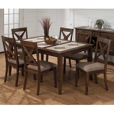 Tucson 7 Piece Dining Set