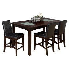 <strong>Jofran</strong> Chadwick 7 Piece Counter Height Dining Set