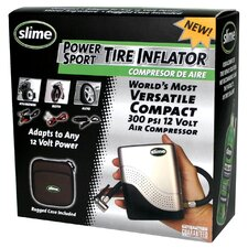 Slime 12 Volt Tire Inflator