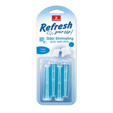 Refresh Your Car Fresh Linen Vent Stick Odor Eliminator