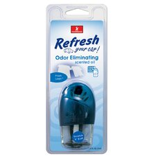 Refresh Your Car Fresh Linen Scented Air Freshener