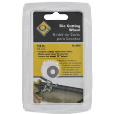"0.5"" Tungsten Carbide Tile Cutting Replacement Wheel"