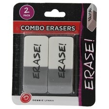 2 Count Eraser (Set of 6)