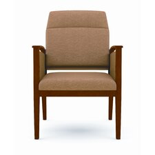 Amherst Motion Extended Back Chair with Open Arm