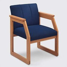 Classic Angle Guest Arm Chair