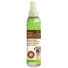 8.4 Oz Pet Relief Anti Itch Spray for Dogs and Cats